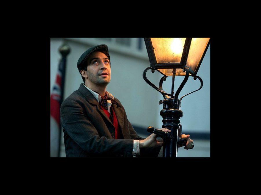 film still - Mary Poppins Returns - Lin-Manuel Miranda - 2018 - Gordon Harrold & Disney