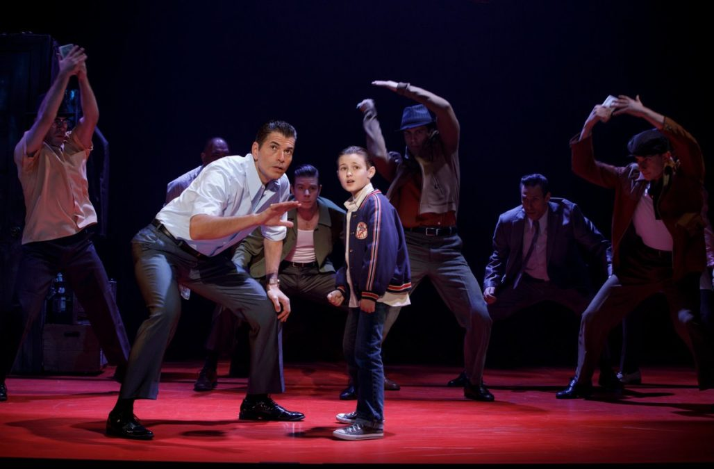 National Tour Show Photos-A Bronx Tale-10/18-Joan Marcus