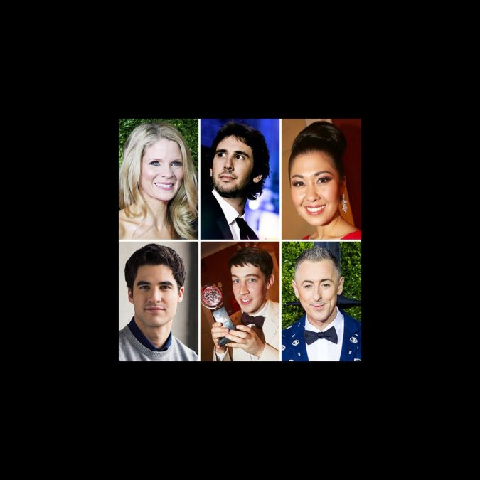 Lessons of the Tony Awards - wide - 6/15 - Kelli O'Hara - Josh Groban - Ruthie Ann Miles - Alan Cumming - Alex Sharp - Darren Criss