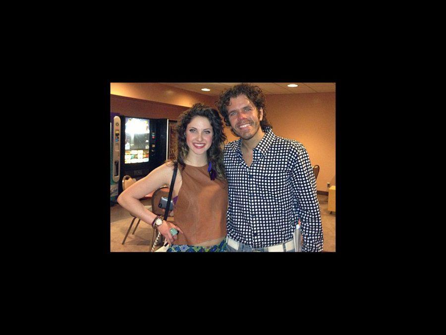 Photo Op - Flashdance - tour - Jillian Mueller - Perez Hilton - wide - 5/13
