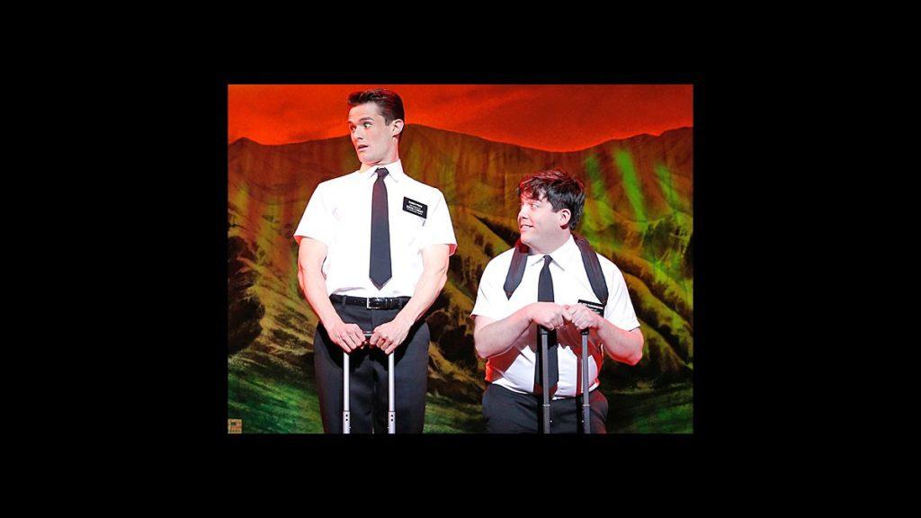 PS - Book of Mormon - tour - Mark Evans - Christopher John O'Neill - wide - 4/13