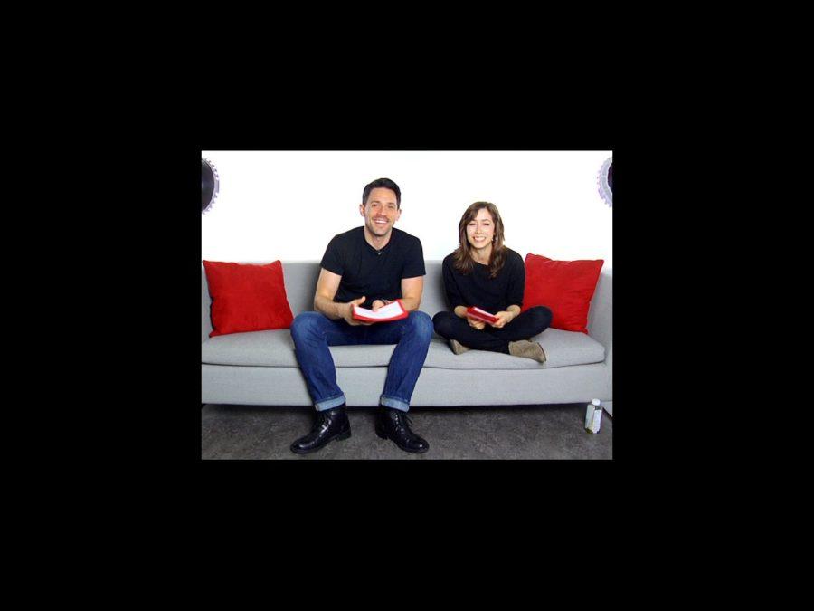 Ask a Star - Steve Kazee - Cristin Milioti - wide - 9/12