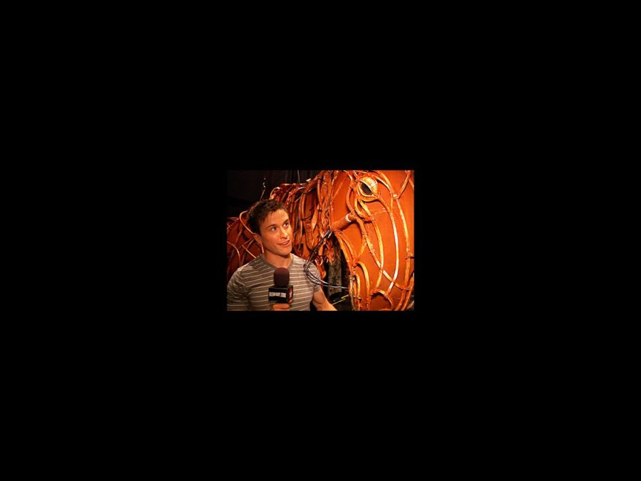 Backstage Video - War Horse - Stephen James Anthony - square - 4/12