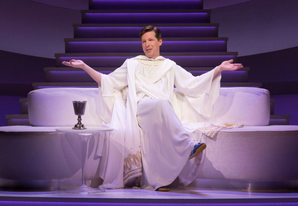 Sean Hayes - An Act of God - Photo by Jim Cox - 3/16