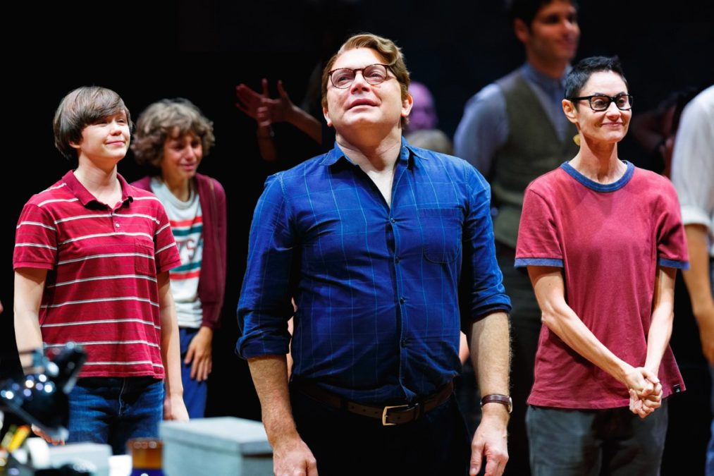 OP - Fun Home - Final Performance - 9/16 - Emilio Madrid-Kuser