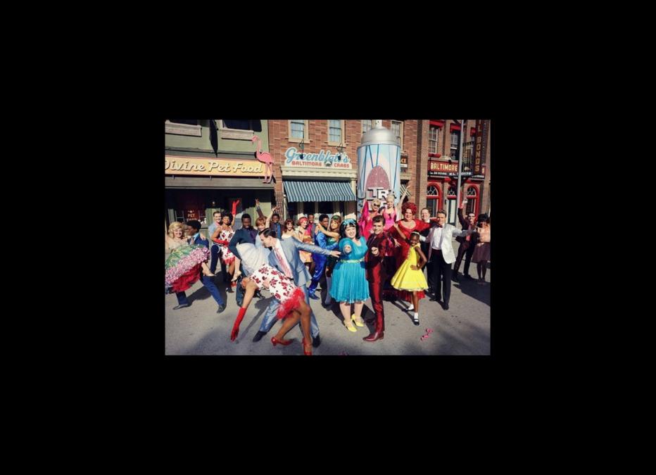 WI - Hairspray Live! - Macy's Day Parade - Instagram.com/maddiebaillio