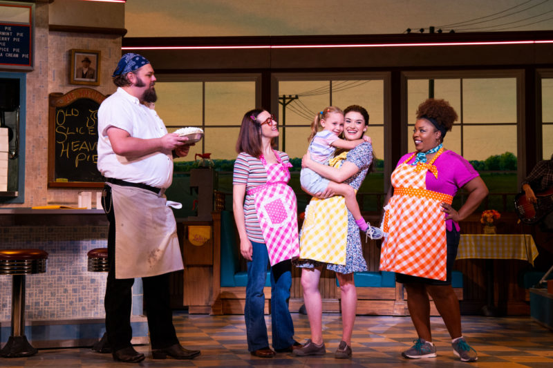 National Tour of Waitress Photo Credit Philicia Endelman
