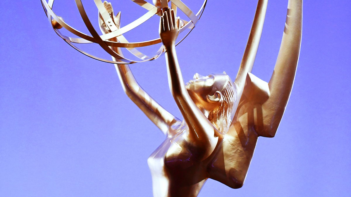 Emmy Trophy (Kevin Winter/Getty)