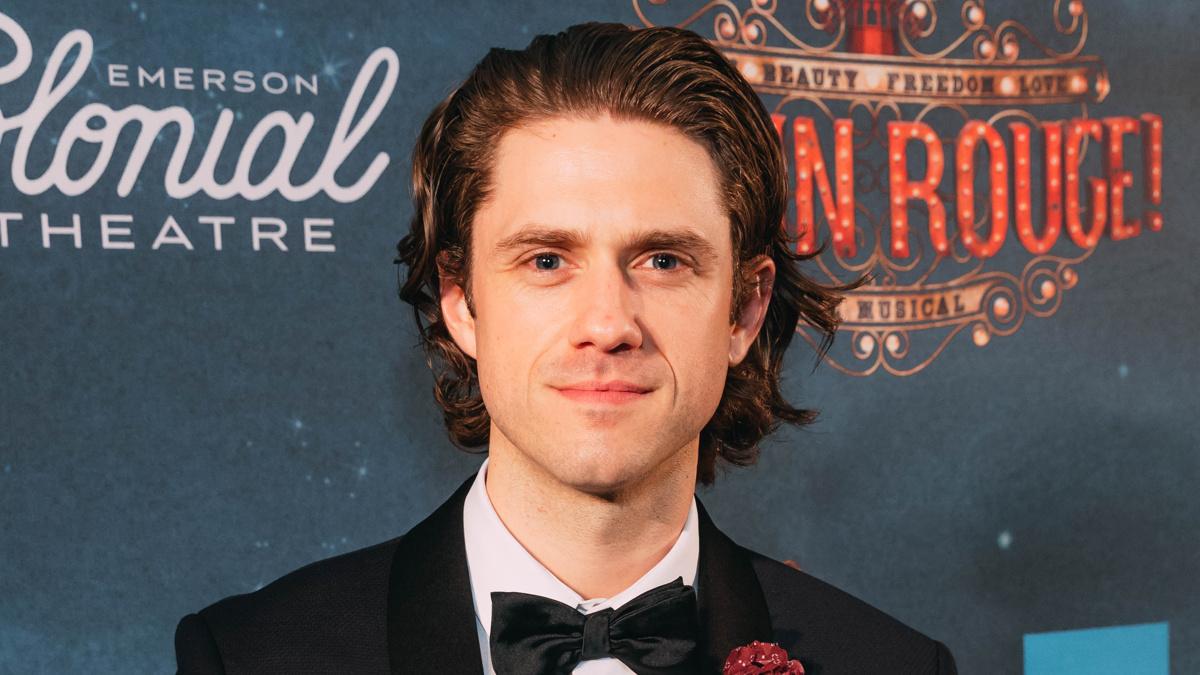 News - Aaron Tveit - Moulin Rouge - 3/20 - Emilio Madrid