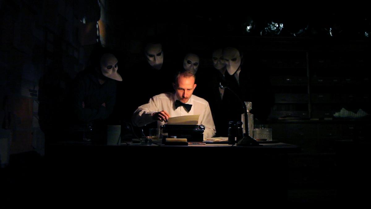 Show Photos - Sleep No More - Photo: Yaniv Schulman