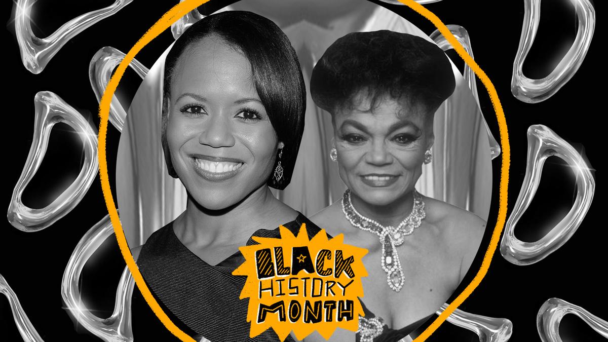 Black History Month 2021 - Nikki Renee Daniels - Eartha Kitt