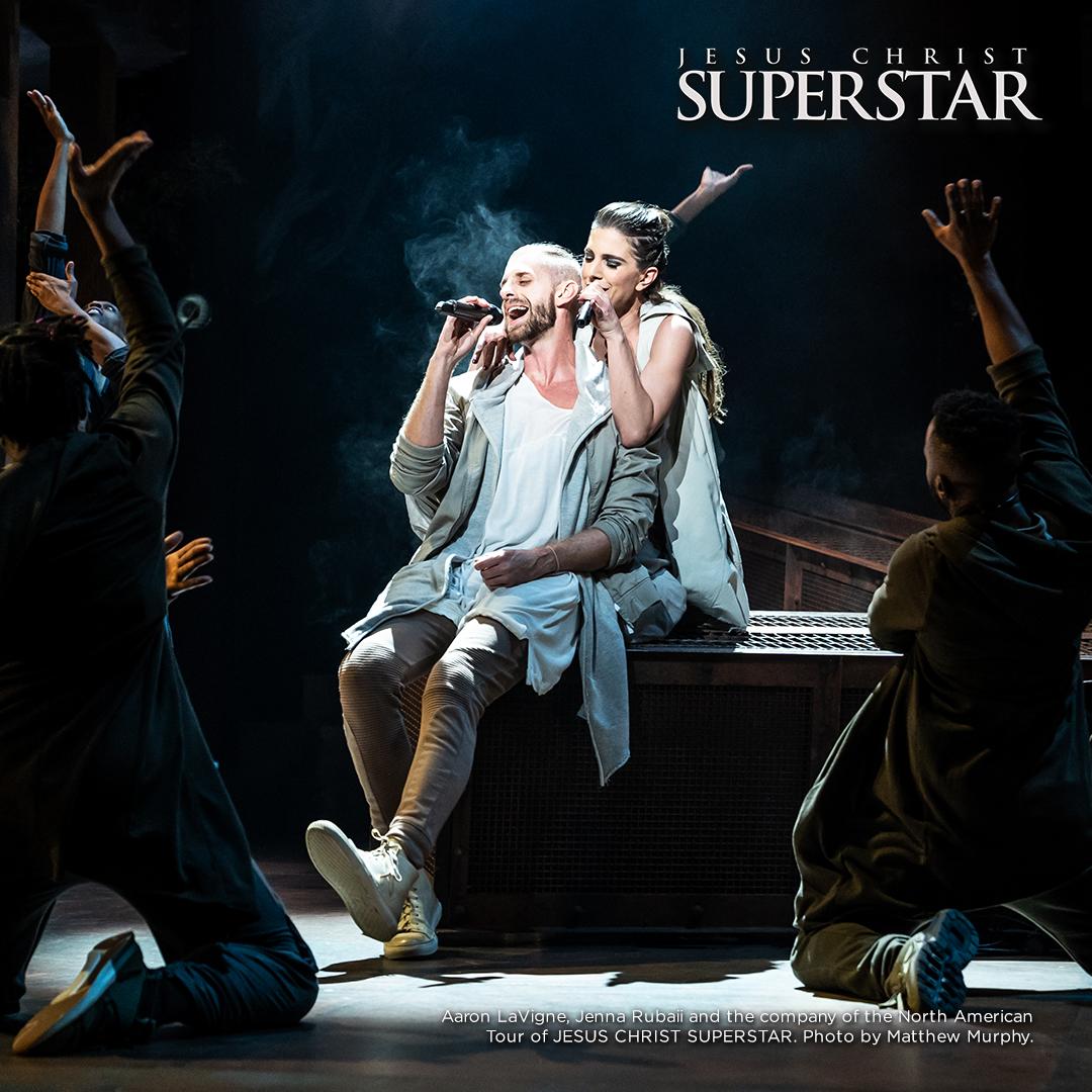 Jesus Christ Superstar Production Image